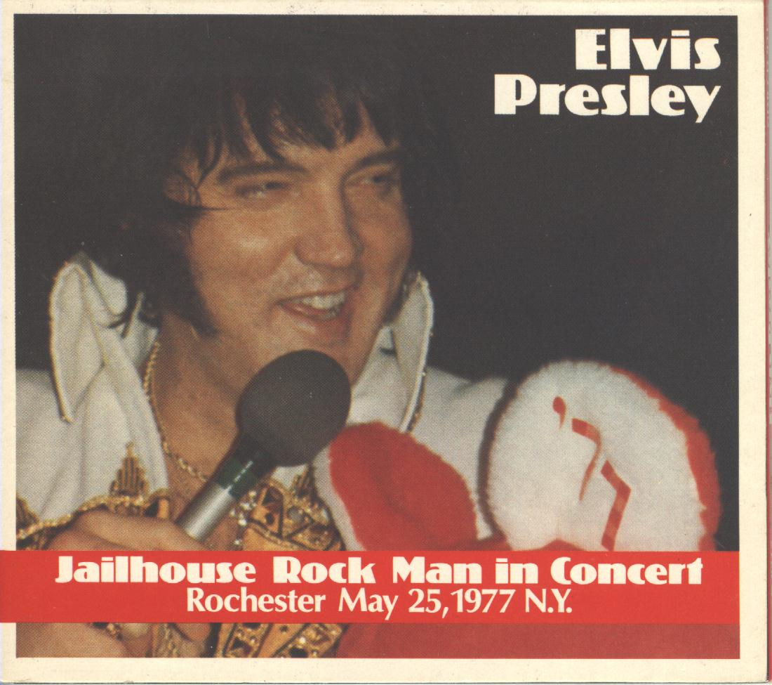 Elvis Presley - Jailhouse Rock man in concert (1993)