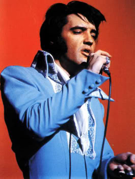elvis tribute act impersonator michael king