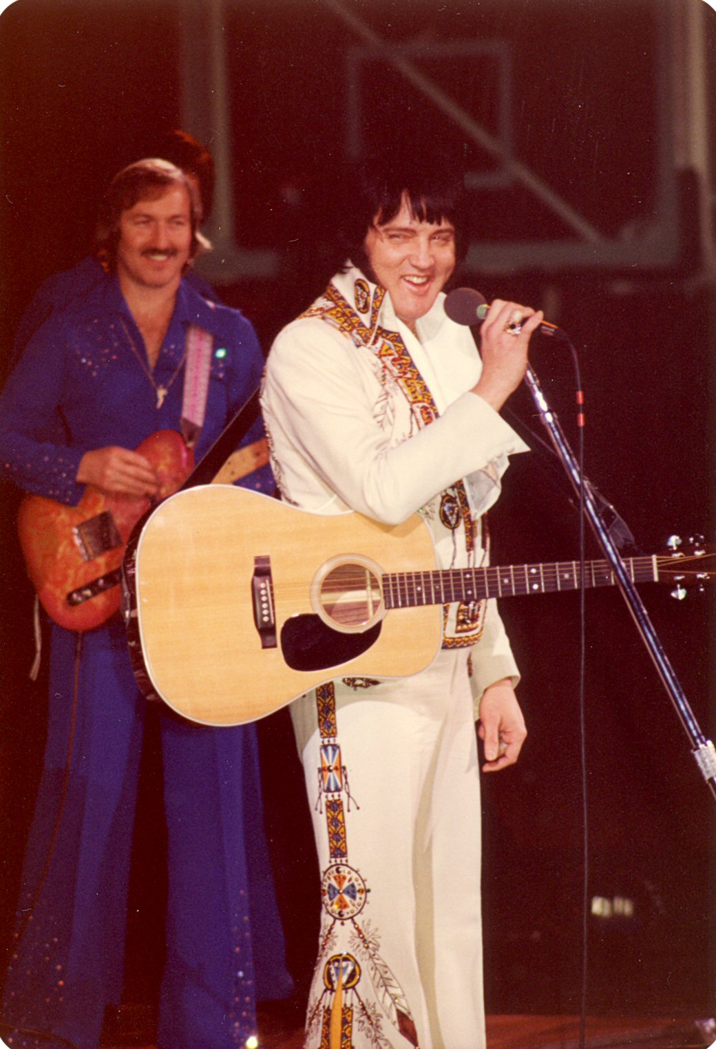 Elvis Presley In Conce...